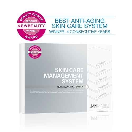 Skin Care Management System Normal Combination Skin